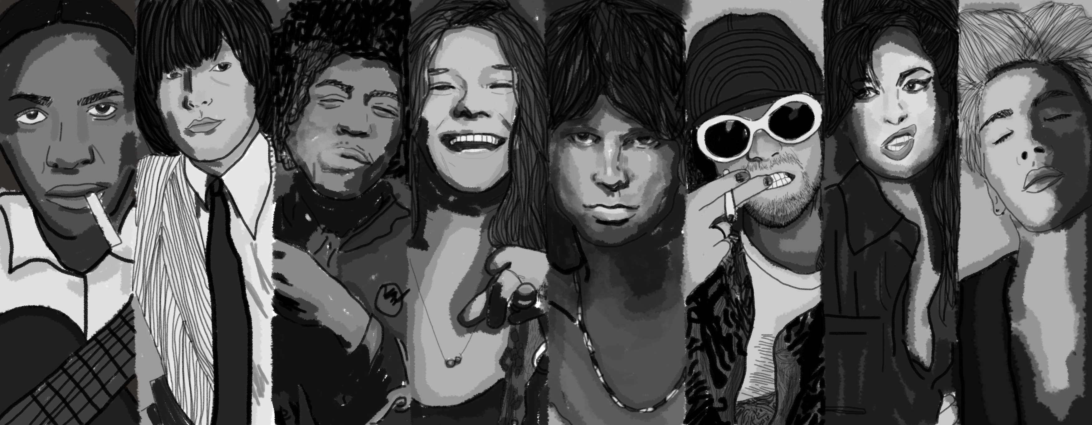 THE 27 CLUB : A Number of Mystery or Just a Coincidence