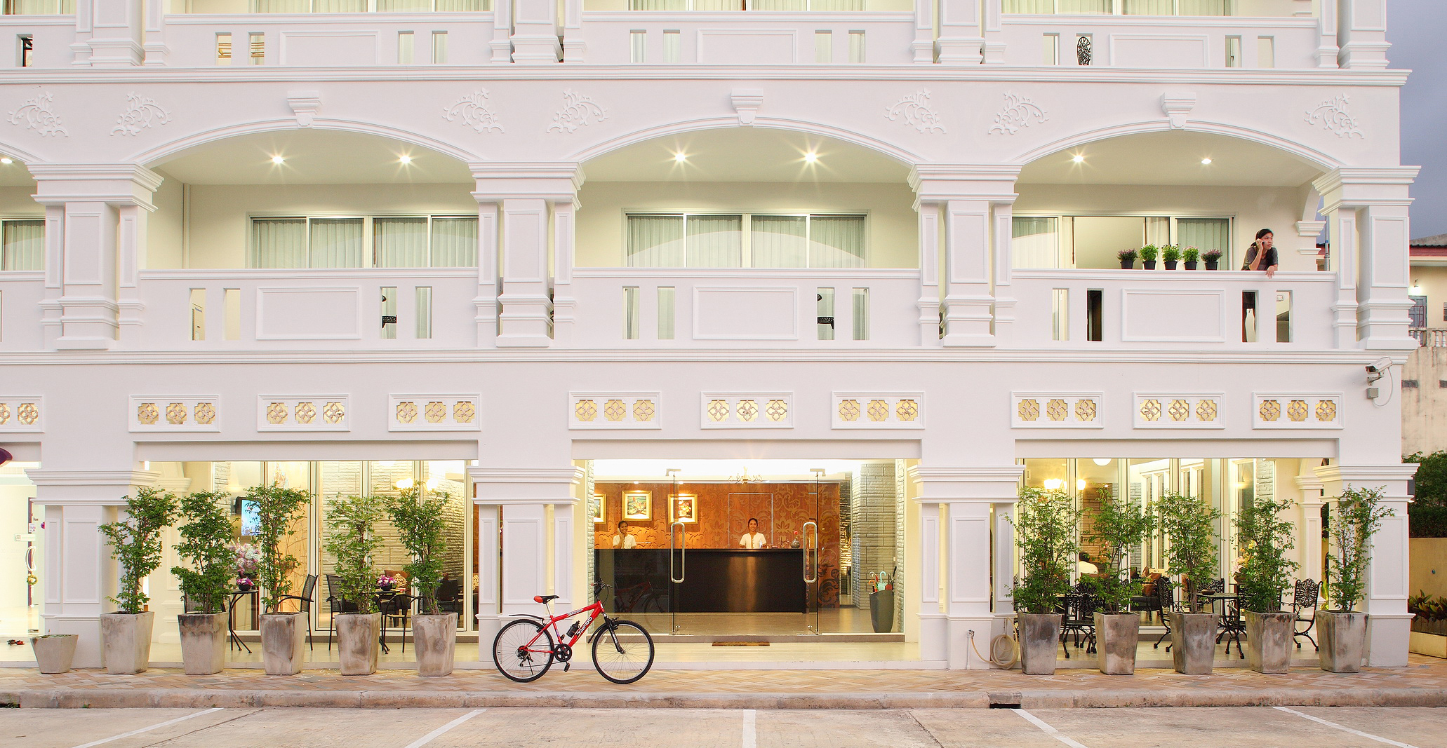 Samkong Place Boutique Service Apartment